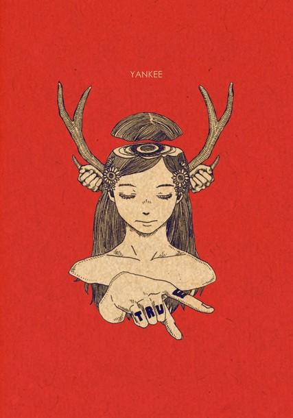 アルバム『YANKEE』 【画集盤】