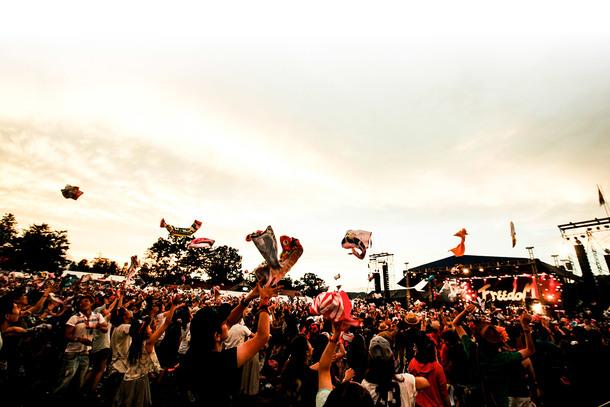 野外音楽フェスティバル『FREEDOM aozora』