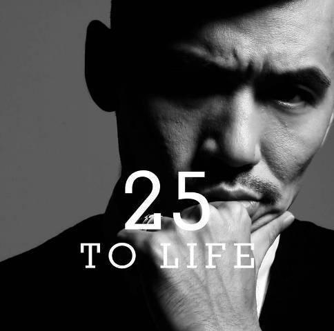 アルバム『25 To Life』