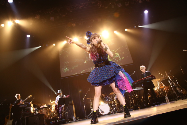 ライブイベント 「KEEP HAVING FUN!」 photo by Kana