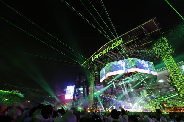「L'Arc~en~Ciel LIVE 2014 at 国立競技場」