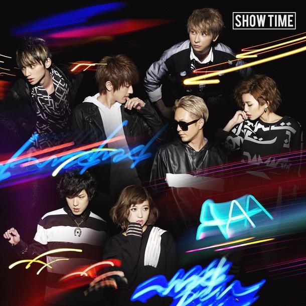 シングル「SHOW TIME」 【CD+DVD】