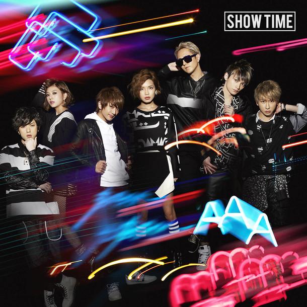 シングル「SHOW TIME」 【CD】