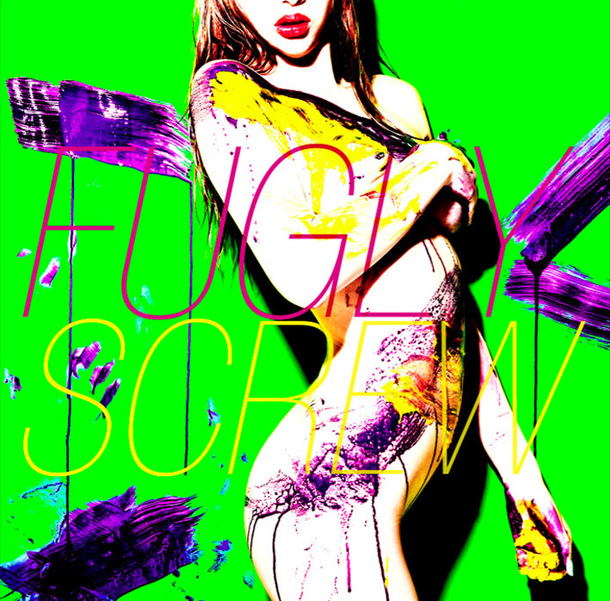 シングル「FUGLY」 【初回生産限定盤A】