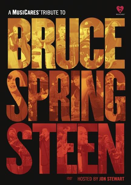 DVD & Blu-ray 『ブルース・スプリングスティーン・トリビュート/A MusiCares Tribute To Bruce Springsteen』