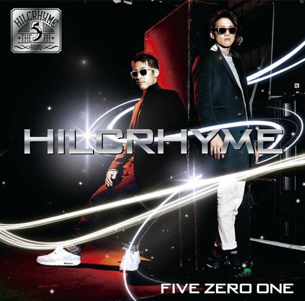 アルバム『FIVE ZERO ONE』 【通常盤】