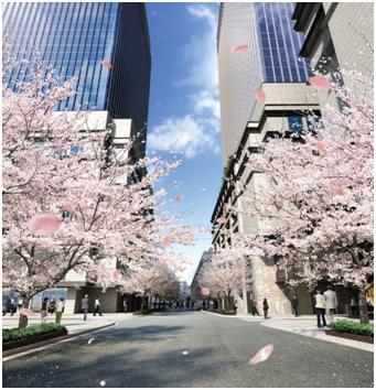 日本橋街づくりのプロジェクト