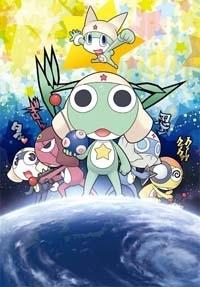 新アニメーション「ケロロ」メインビジュアル