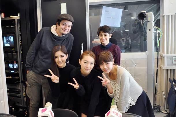 2月1日(土)@TOKYO FM渋谷スペイン坂スタジオ