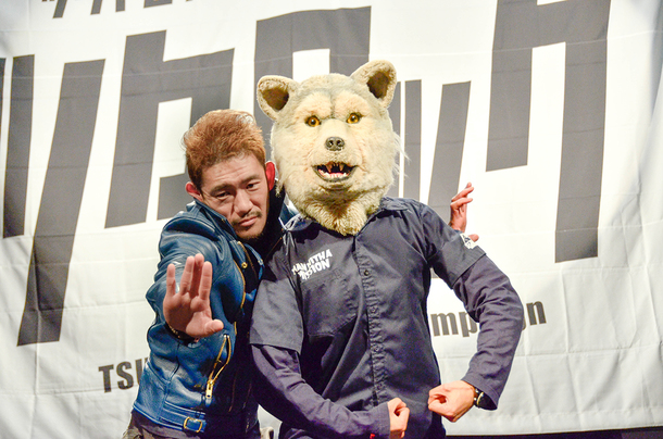 「ツタロックpresents TOSHI-LOW (BRAHMAN)×Jean-Ken Johnny (MAN WITH A MISSION )スペシャル・トーク・イベント」
