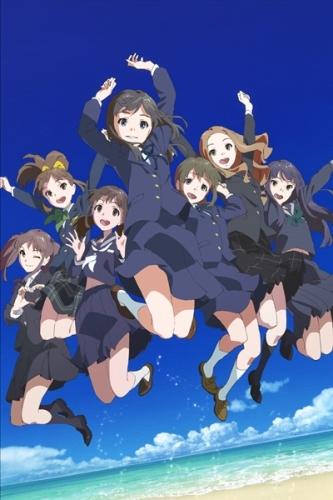 TVアニメ「Wake Up, Girls!」 (C)Green Leaves/Wake Up, Girls!製作委員会