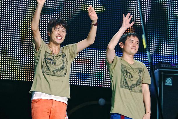 「YUZU ARENA TOUR 2013 GO LAND」