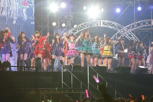 Berryz工房、10年目の門出をハロメン&プリキュアオールスターズが祝福 Listen Japan