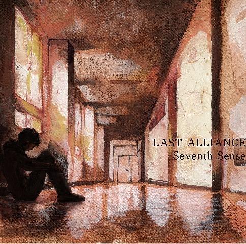 LAST ALLIANCE 7thアルバム『Seventh Sense』ジャケット Listen Japan
