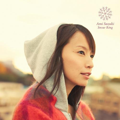 鈴木亜美 ミニアルバム『Snow Ring』CD only盤ジャケット Listen Japan
