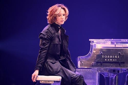 「ゴールデングローブ賞」の新テーマ曲を手掛けたYOSHIKI Listen Japan