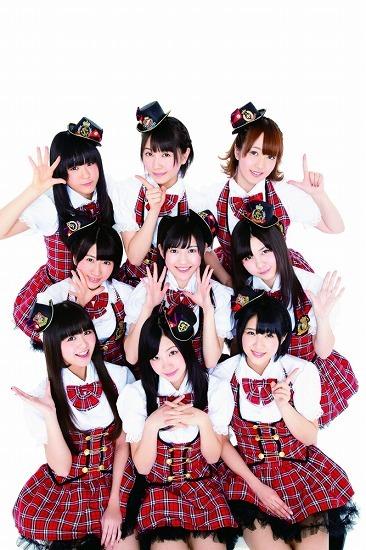 AKB48をモチーフにしたTVアニメ「AKB0048」の主題歌を新ユニット・NO NAMEが担当! Listen Japan