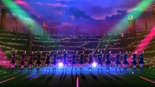 AKB48をモチーフにしたTVアニメ「AKB0048」 (C)サテライト/AKB0048製作委員会 Listen Japan