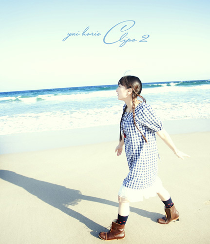 「yui horie CLIPS2」Blu-rayジャケット画像 ListenJapan