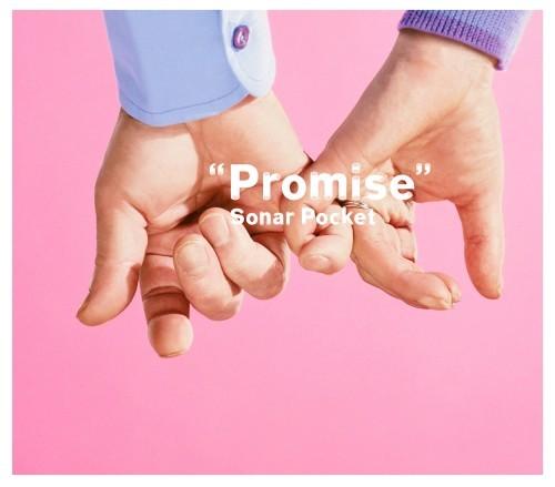 すでに大人気「Promise」ジャケット写真 Listen Japan