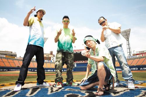 ニュー・シングル「SUPERSTAR」をリリースしたFire Ball Listen Japan