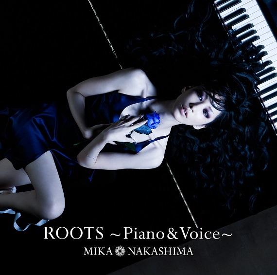 アルバム『ROOTS~Piano & Voice~』