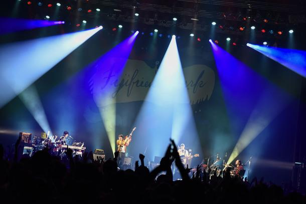 "【MIYAVI】 『NTT Docomo presents MIYAVI 15th Anniversary Live ""NEO TOKYO 15""』 2017年6月29日 at 新木場STUDIO COAST"