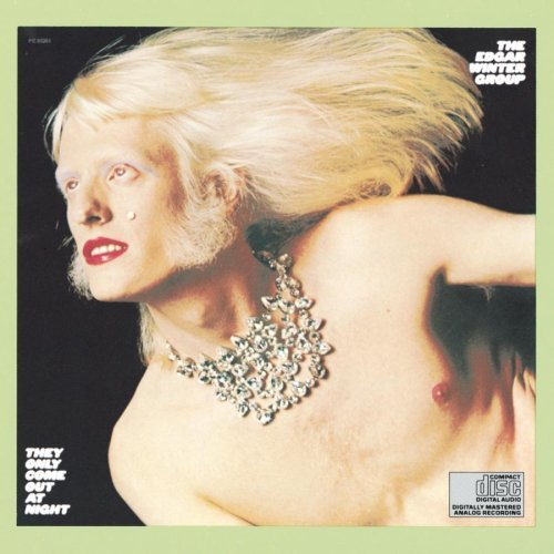 『They Only Come Out at Night』('72)/Edgar Winter Group