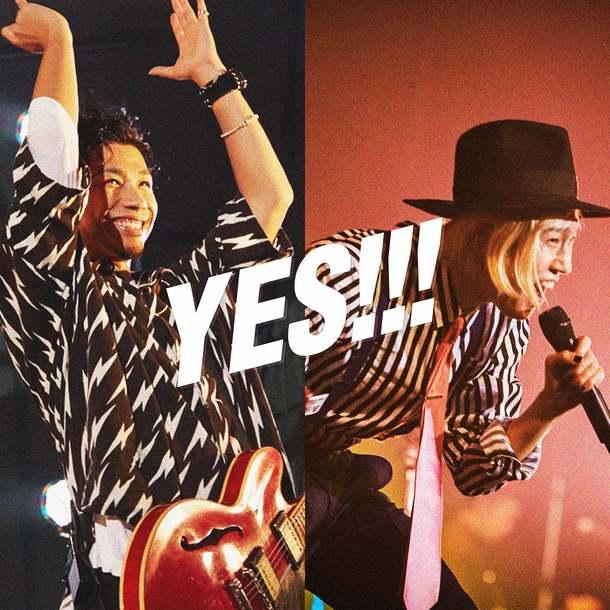 配信限定シングル「YES!!!」