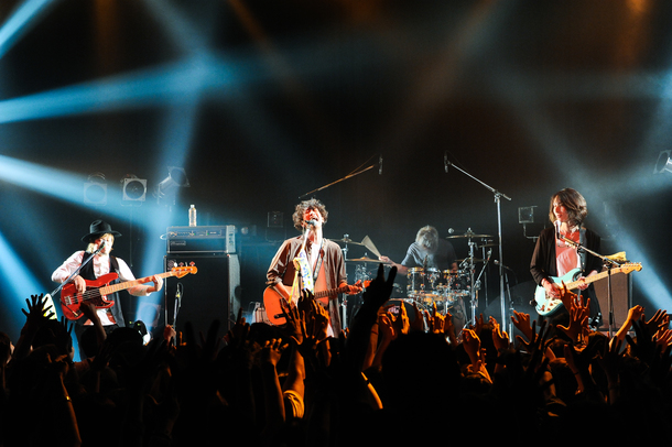 【ラックライフ】 『「生きてるだけで丸儲け」ワンマンツアー』 2017年7月8日 at TSUTAYA O-WEST