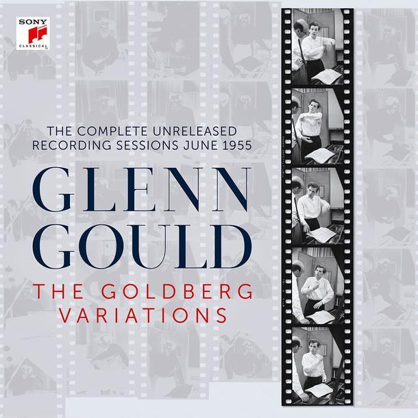 アルバム『グレン・グールド/ゴールドベルク変奏曲 コンプリート・レコーディング・セッションズ1955』