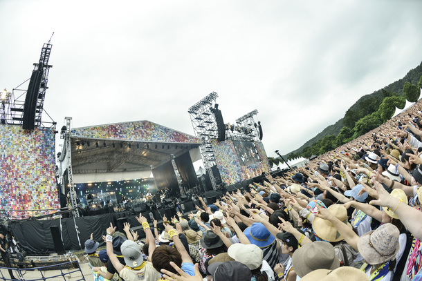 7月28日Mr.Children/photo by 高田梓(SOUND SHOOTER)