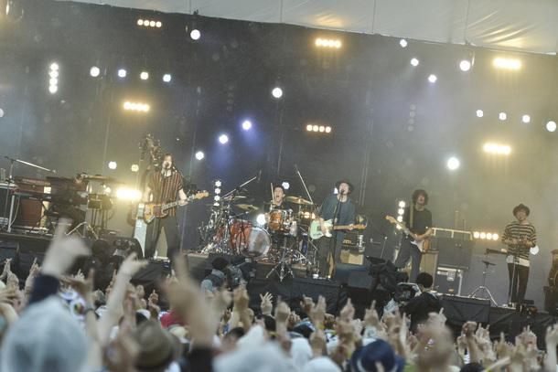 7月28日backnumber/photo by 高田梓(SOUND SHOOTER)
