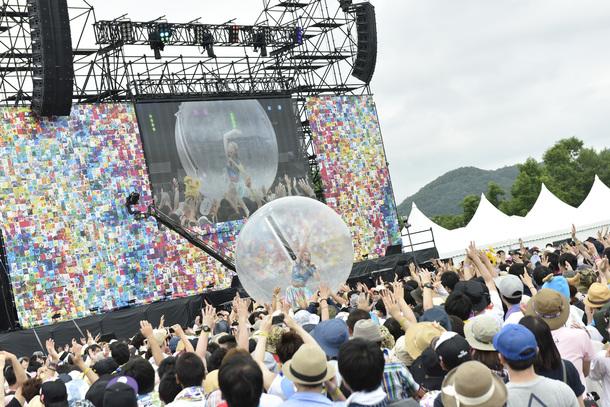 7月28日水曜日のカンパネラ/photo by 高田梓(SOUND SHOOTER)