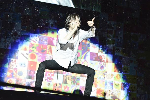 7月28日エレファントカシマシ/photo by 橋本塁(SOUND SHOOTER)