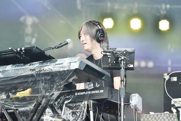 7月28日小林武史/photo by 橋本塁(SOUND SHOOTER)