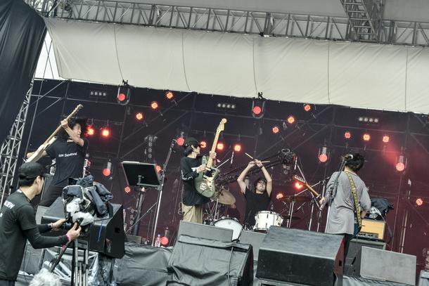 7月29日/photo by 高田梓(SOUND SHOOTER)