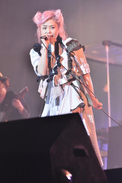 7月29日Chara/photo by 橋本塁(SOUND SHOOTER)
