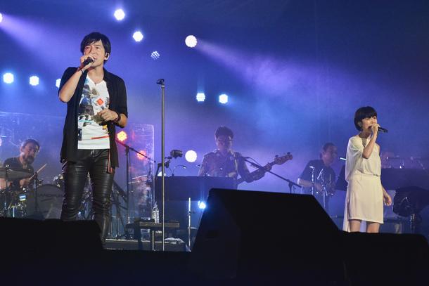 7月29日桜井和寿/photo by 橋本塁(SOUND SHOOTER)