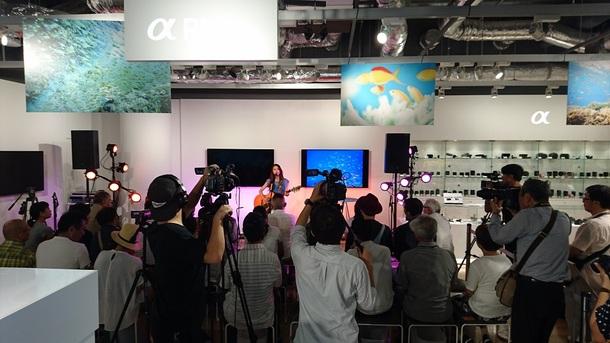 7月31日@『Sony Aquarium 2017』