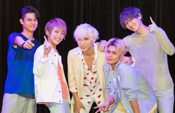 UNIONE「SEXY SEXY SEXY」Special Release Event