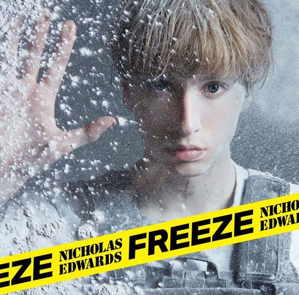シングル「Freeze」【通常盤A】