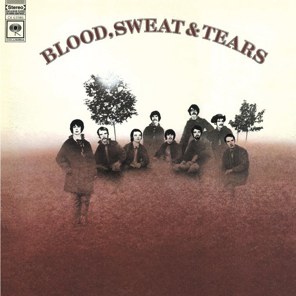 アルバム『Blood, Sweat & Tears』