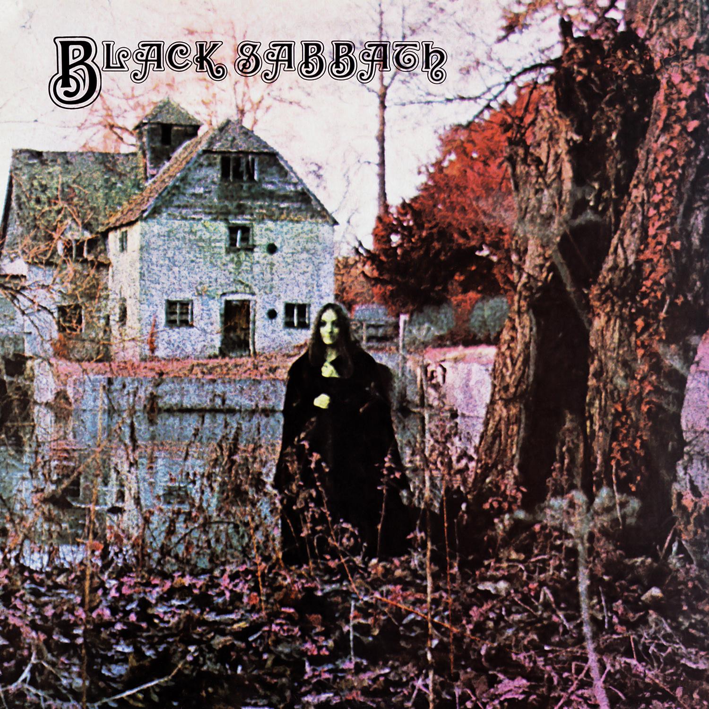 「BLACK SABBATH」収録アルバム『BLACK SABBATH』/BLACK SABBATH