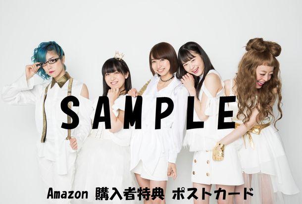 「ジェネレーションギャップ」オリジナル特典ポストカード(Amazon用)