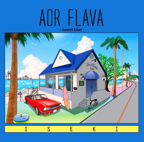 アルバム『AOR FLAVA -sweet blue-』