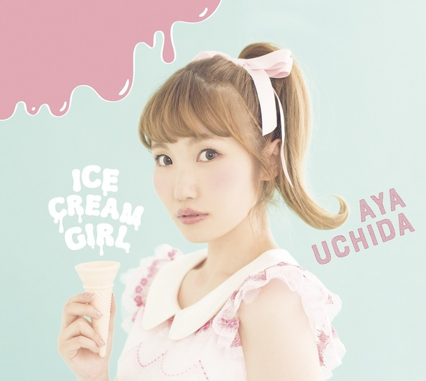 アルバム『ICECREAM GIRL』【初回盤A】(CD+Blu-ray)