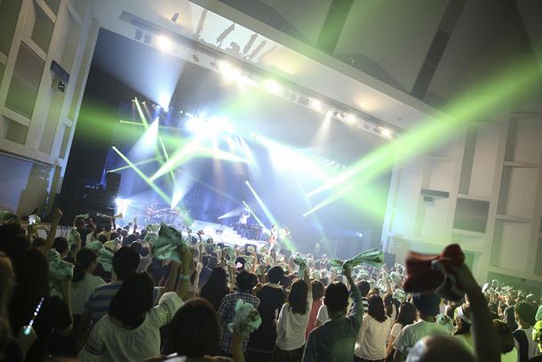 8月19日(土)@東京・人見記念講堂
