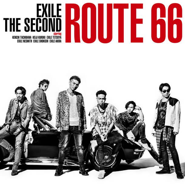 シングル「Route 66」【CD】