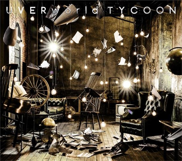 アルバム『TYCOON』【初回生産限定盤】(CD+特典CD+スリーブケース+フォトブック付)